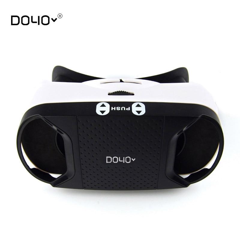 2016 Hot Brand Vr Box 3D Glasses Version Virtual Reality Vr Camera Video Movie Game -3069