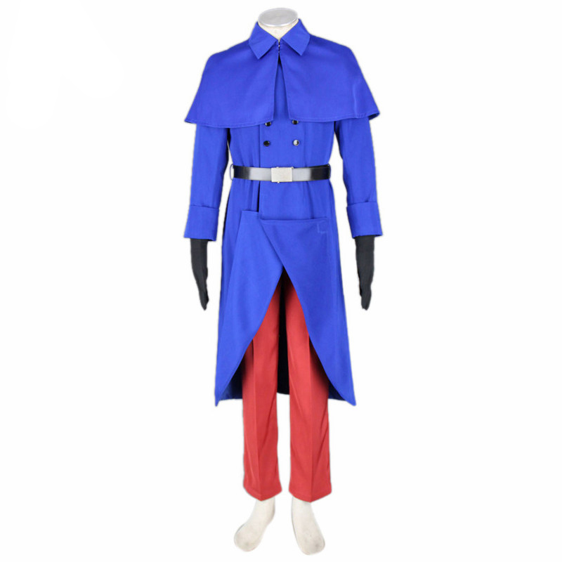 Anime French Axis Powers Hetalia France Cosplay Costume Adult Customized Any Size Hot Sale Halloween Costumes For Men and women