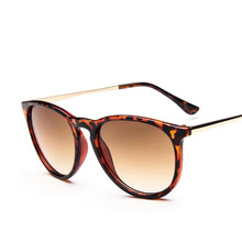 New 2017 Women Glasses Frames Sunglasses Brand Designer Men Vintage Oculos Round Glasses Retro Men Sun Glasses