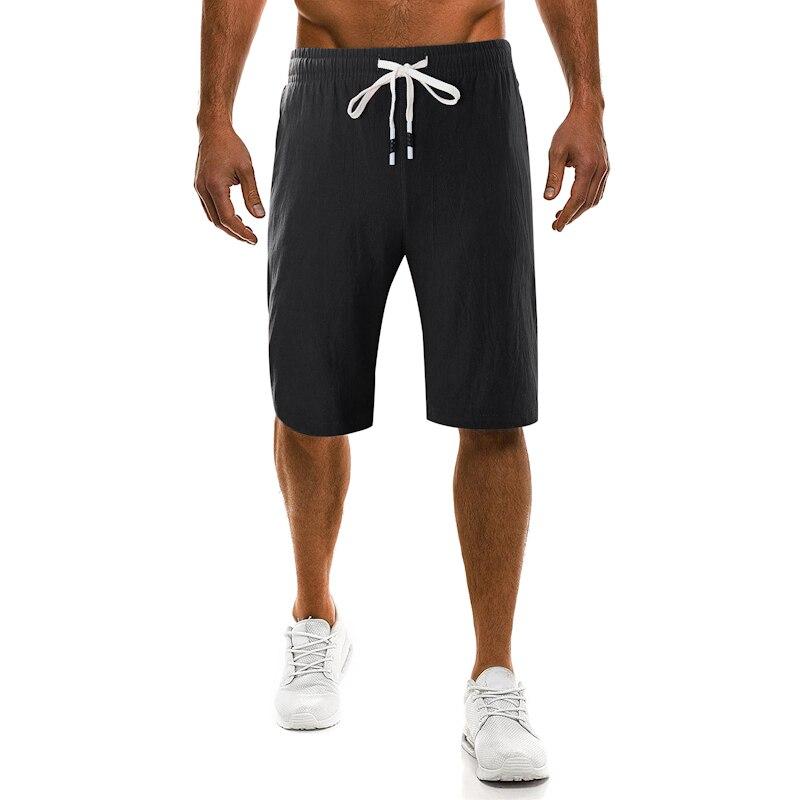 New Summer Beach Shorts Men  5