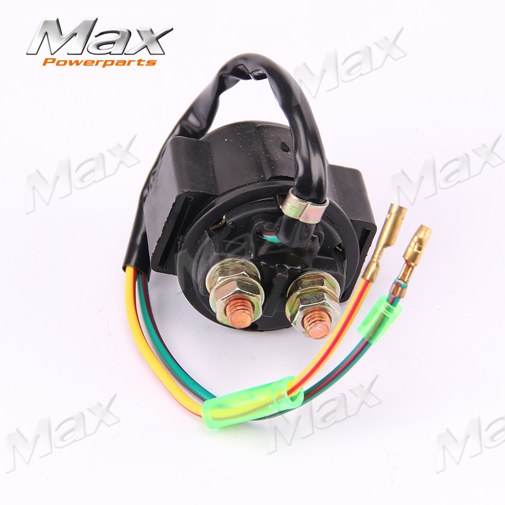 Relay Motorcycle Starter Solenoid Switch For Most Chinese Scooter Atv Dirt Bike Kawa Saki Motorcycles In Motorbike Ingition From Automobiles