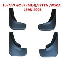 Автомобильные Брызговики для Volkswagen Golf Mk4 Bora Jetta 1998-2005 Брызговики Volkswagen Golf