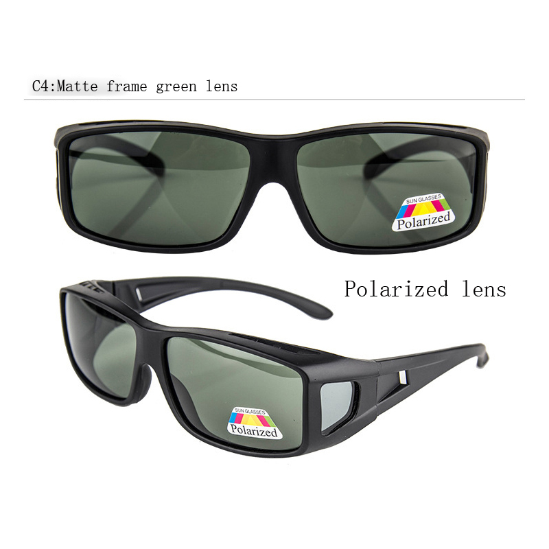 2017 polaroid google Windbreak Plus Moda gafas de sol flexibles - Accesorios para la ropa - foto 6