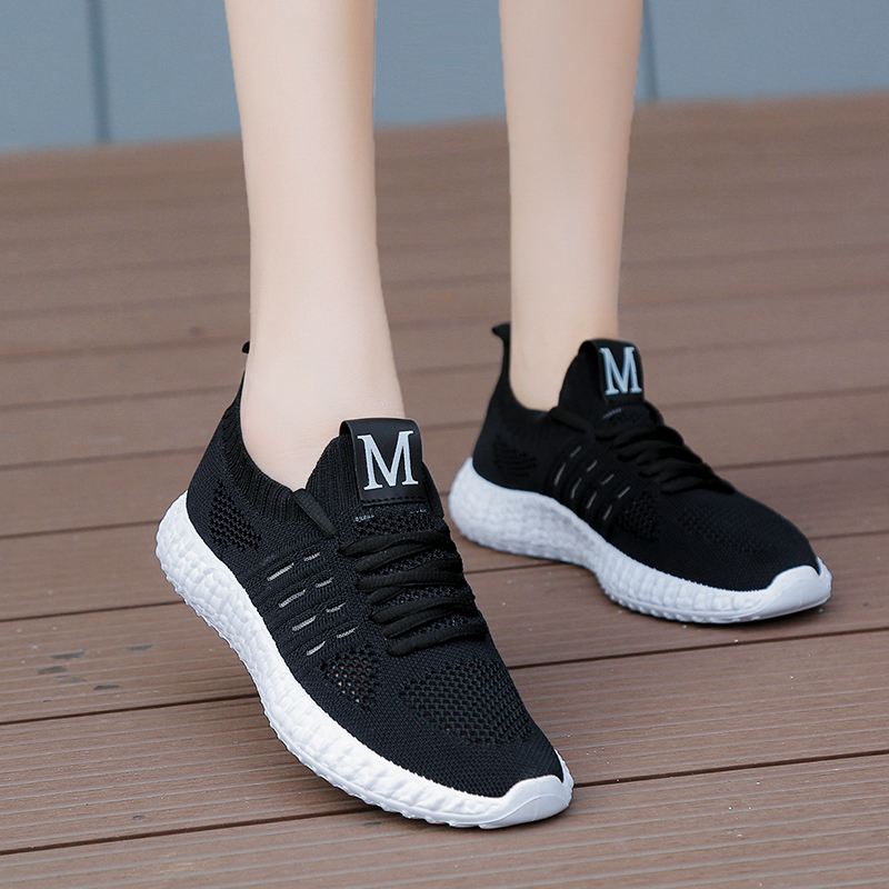 Tenis Feminino 2019 Summer New Light Soft Gym Sport Shoes Women Tennis Shoes Female Stability Athletic Sneakers Trainers Cheap in Tennis Shoes from Sports Entertainment