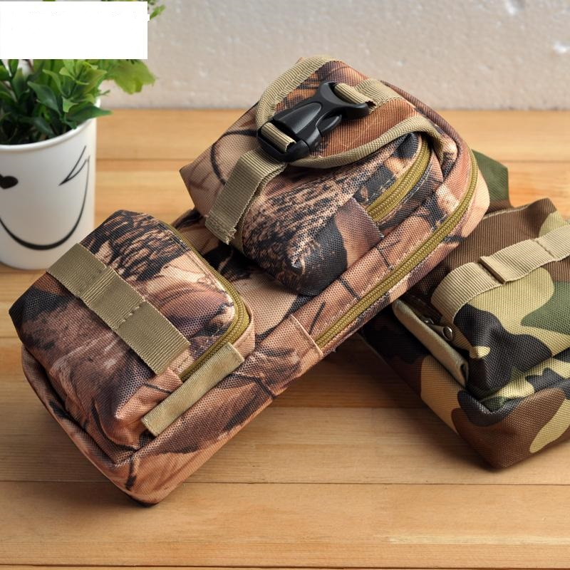 Canvas multi-layer function camouflage creative simple large-capacity pencil case Oxford school stationery bag with gift pen bag female korean simple creative pu handbag cosmetic bag stationery simple large capacity student pencil case
