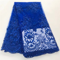 Free Shipping By DHL Hot Selling Products High Quality With Lots Tulle Lace Fabric For Wedding