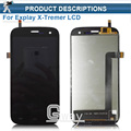 1pcs For Explay X-Tremer X Tremer LCD Display Touch Screen Panel Digitizer Full Assembly