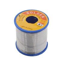 JimBon 0 5mm 60 40 500g Soldering Wires Welding Iron Rosin Core Lead Line Tin Flux