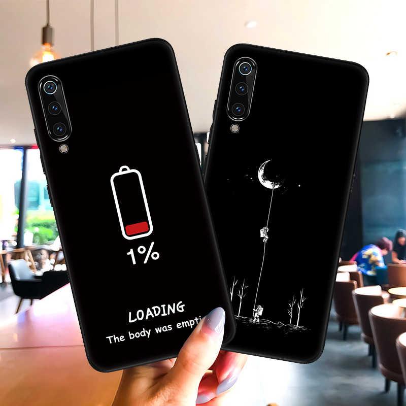 سيليكون لينة TPU عودة جراب هاتف شاومي الأحمر mi ملاحظة 7 6 5 برو 4X5 زائد 6A 5A الذهاب mi a1 a2 mi 8 لايت mi 9 SE المطبوعة أكياس الهاتف حالة