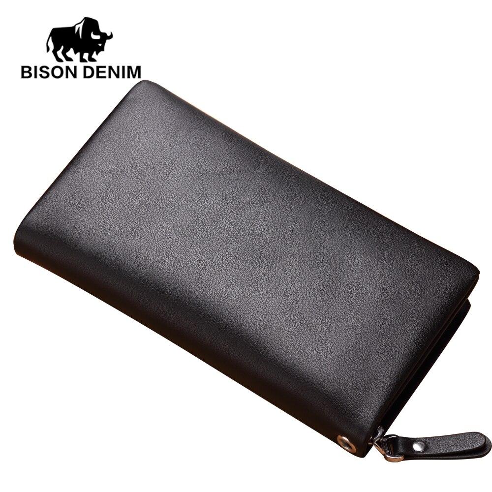 clutch bolsa organizer wallets leather Peso do Item : 200 G