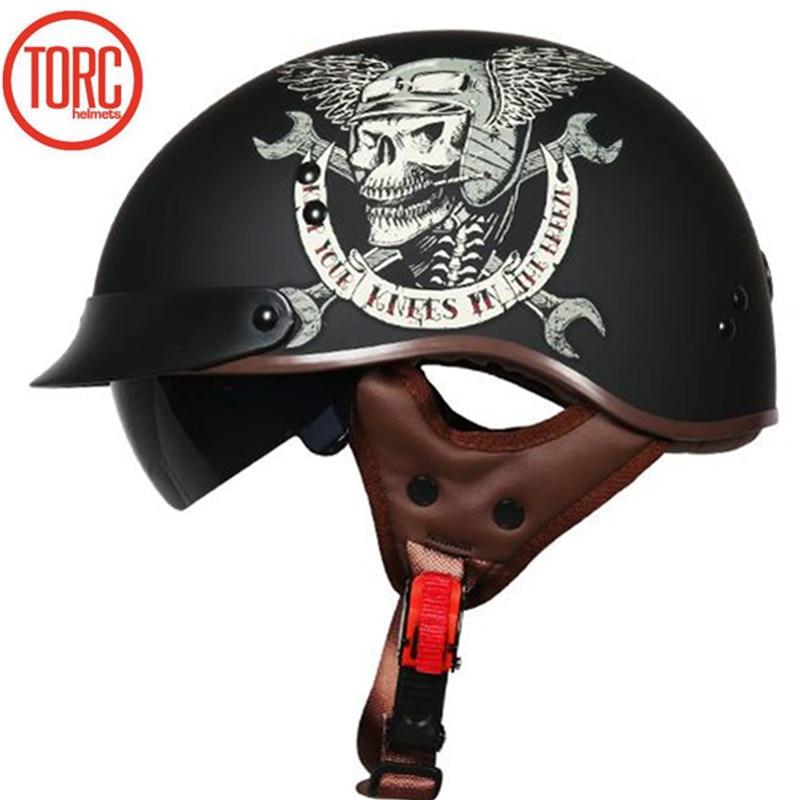 HTB1HxyhauUXBuNjt a0q6AysXXa7 casque biker americain TORQUE chopper moto certifié DOT