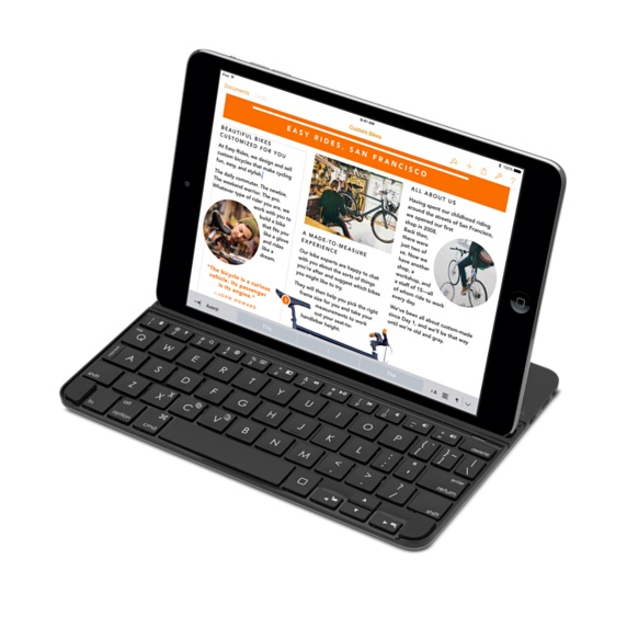 Fashion ik0760 Bluetooth Keyboard for 7.85 inch Ipad ipad mini 1/2/3 for Ipad ipad mini 2 retina Keyboard