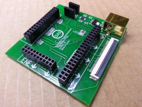 ENE,ITE,Nuvoton External IO EC Programming Adapter (For SAS And Vertyanov V3,V2)