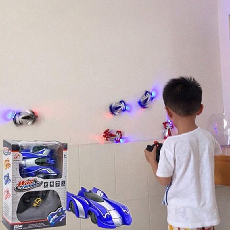 Carros de Brinquedo para Passeio carros rc wall climber car Faixa Etária : 3 Anos de Idade