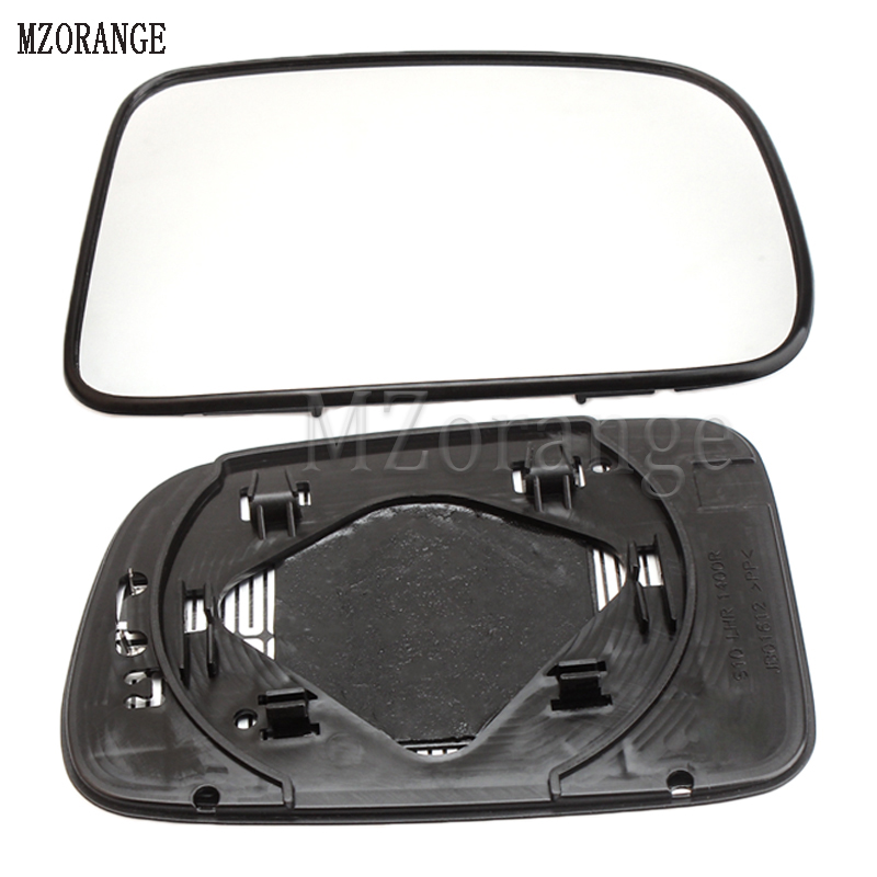 Right Driver side Wide Angle Wing door mirror glass for Honda CR-V 1996-2006