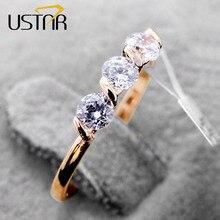 Австрия бриллиантами анель кристаллы роуз обручальные bijoux cz позолоченные лучшие изделий