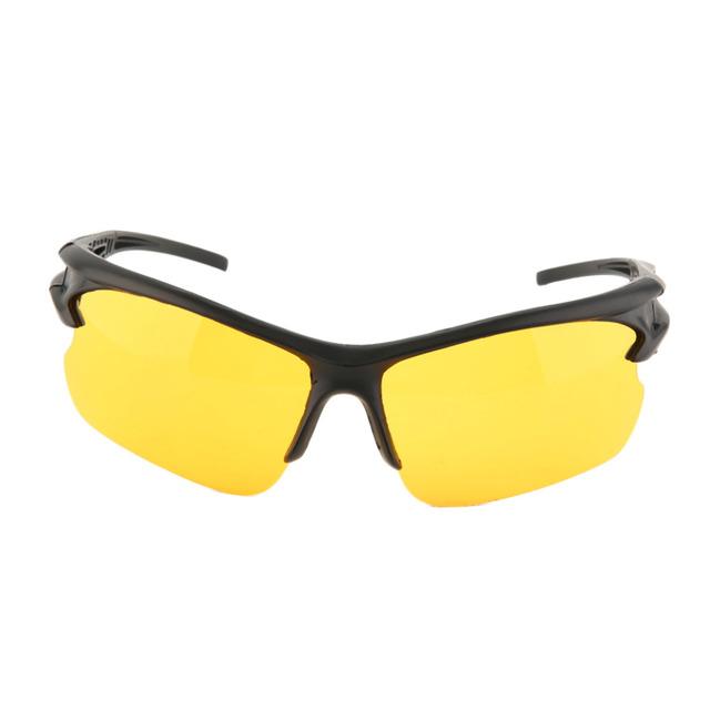 New Night-Vision Goggles Sports Sunglasses Polarized Glasses Riding Mirror free shipping