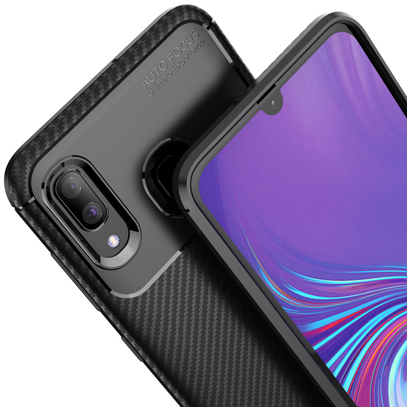 phone case For Samsung Galaxy A30 A20 Anti fall camera protection thin soft PC mobile phone protective shell For Samsung A30 A20 in Fitted Cases from Cellphones Telecommunications