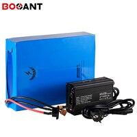 48 V 20AH bicicleta elétrica da bateria 3.2 V BBSHD 48 V LiFePo4 E Moto-Bateria para Bafang 1000 W 1800 W Motor + 5A Carregador Frete Grátis