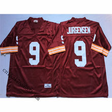 Mens Retro 1974 Sonny Jurgensen Stitched Name Number Throwback Football  Jersey Size M-3XL(China 705d5a891