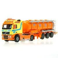 KAIDIWEI bambini giocattoli per i bambini scala 1:50 modello di auto modellini auto modello di auto blaze auto giocattolo camion del serbatoio dell'olio