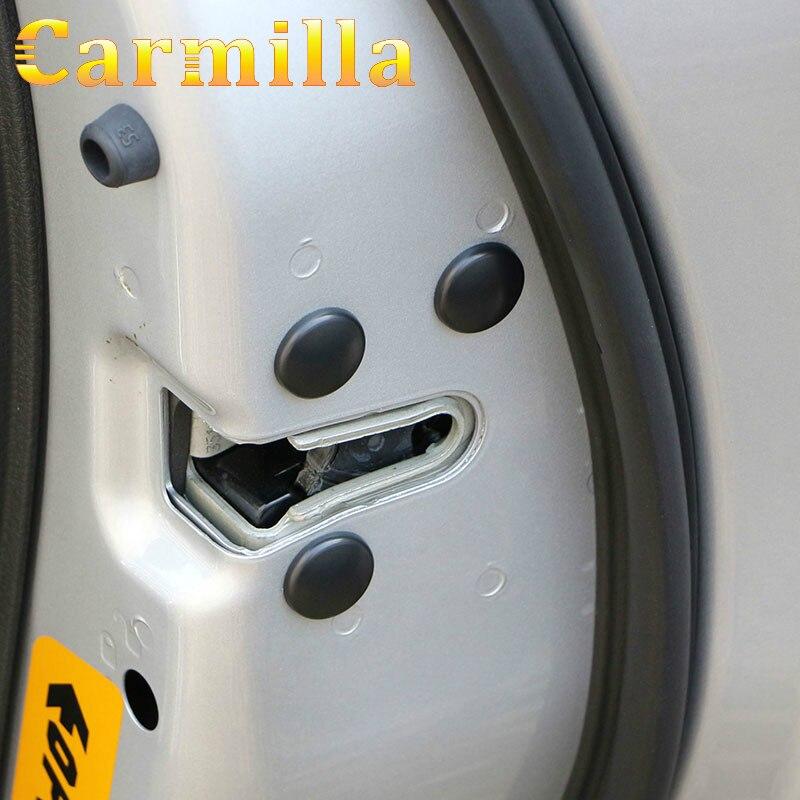 Замок двери автомобиля винт наклейки защиты Водонепроницаемый двери Крышка для Jeep Compass Renegade Grand Cherokee Wrangler Accessorios