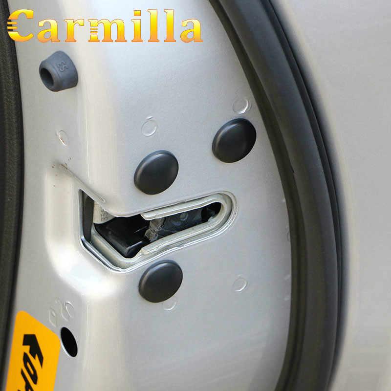 Autocollants de Protection de vis de serrure de porte de voiture couverture imperméable de portes pour Jeep boussole Renegade Grand Cherokee Wrangler Accessorios