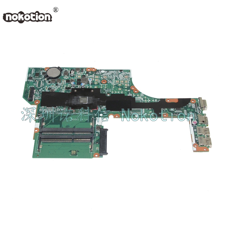 NOKOTION 828432-601 Main board For HP ProBook 455 Series Laptop Motherboard DAX73AMB6E1 A8-7410 CPU DDR3 full works 745888 001 745888 601 main board for hp probook 645 655 g1 laptop motherboard socket fs1 ddr3 6050a2567102 mb a02