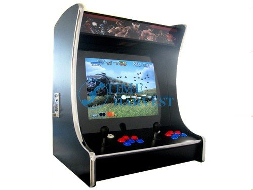 Aliexpress.com : Buy 19 inch LCD Desk Arcade Game Machine with 750 ...