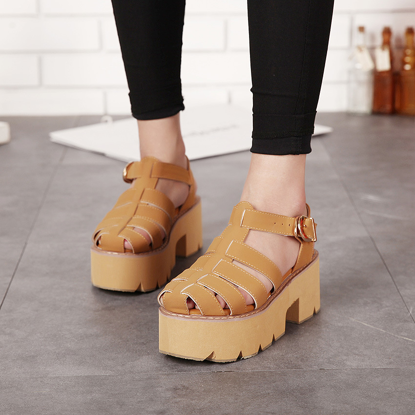 sandals studs Picture - More Detailed Picture about Open Toe Caged ...