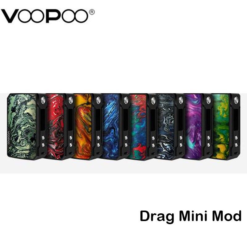 D'origine VOOPOO Glisser Mini Mod 177 W Avec 4400 batterie mah Soutien RDA/RTA/RDTA Réservoir vaporisateur de cigarette électronique Vaporisateur Kit