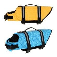 Dog Swimming Safety Jacket