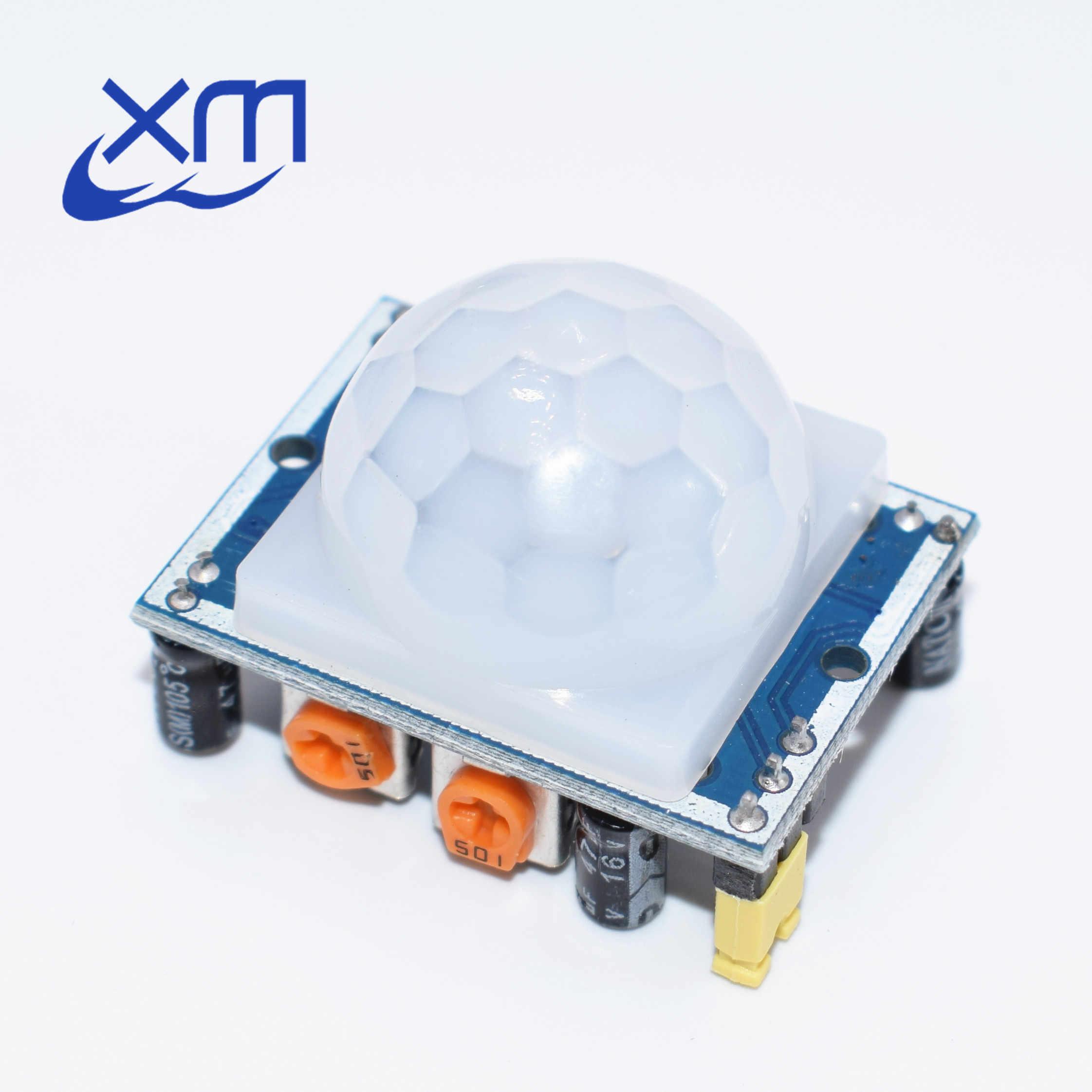 HC-SR501 ajuster infrarouge IR pyroélectrique infrarouge PIR module détecteur de mouvement Module nous sommes le fabricant