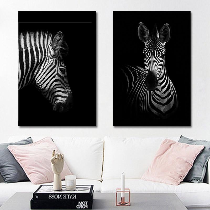 Top Selling Morden Animal Canvas Schilderij Muur Pictures voor - Huisdecoratie