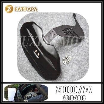 Z1000 CNC Aluminum Rear Wheel Tire Fender Mudguard Block For Kawasaki Z1000 Z1000SX 2010-2016 Motorcycle Rear Fender