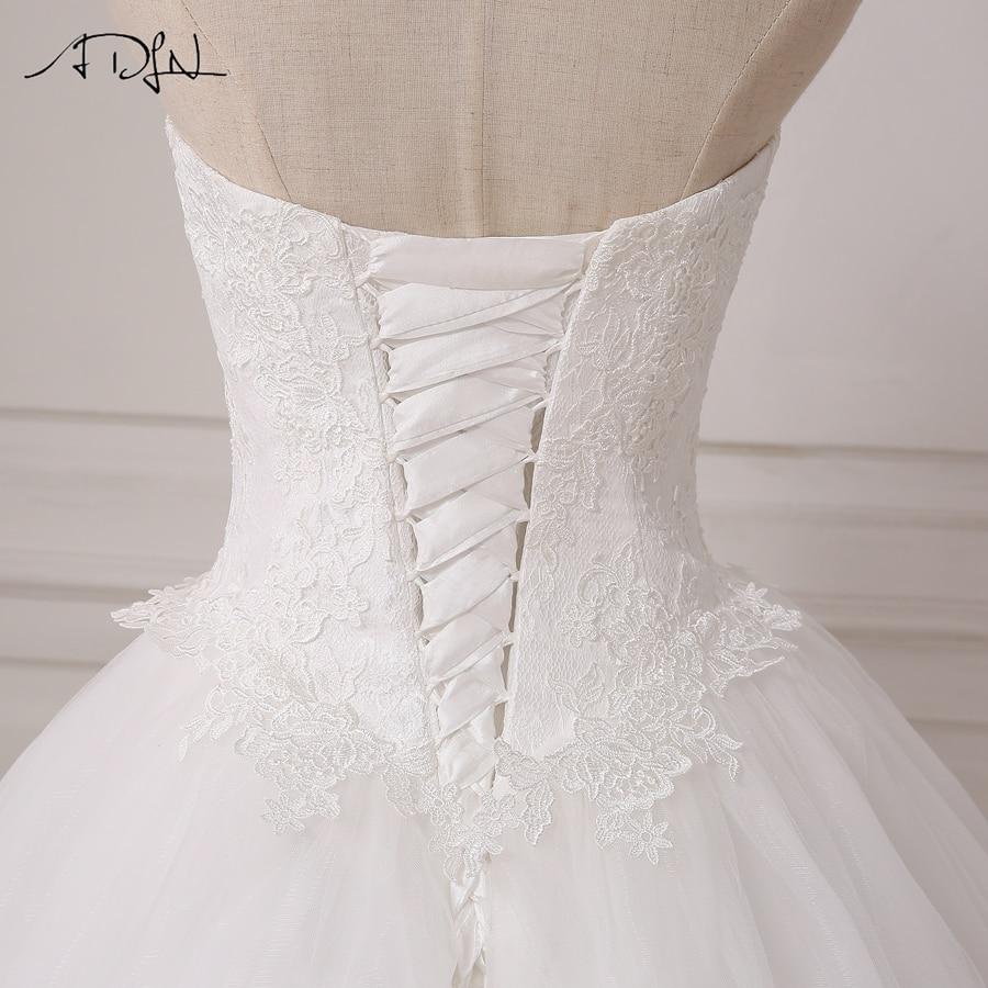 ADLN Robe De Mariage Princess White / Rochie de mireasa rochie de - Rochii de mireasa - Fotografie 6