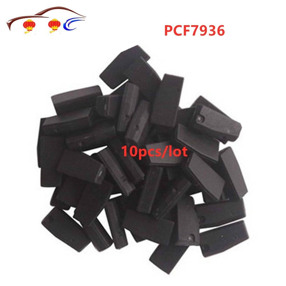 10PCS/Lot Pcf7936as ID46 Transponder Chip PCF7936 Unlock Anti-Theft ID 46 PCF 7936 CHIPS for Honda Kia Car Key Programmer
