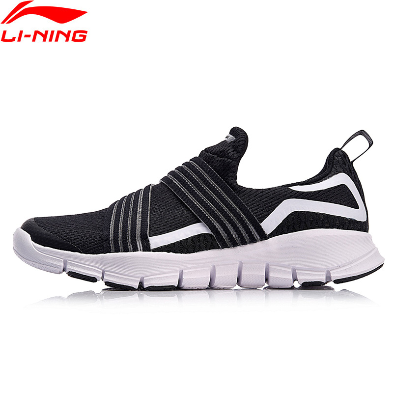 Li Ning Women SUPER TRAINER X Smart Quick Training Shoes Breathable LiNing Cushion Sport Shoes Light