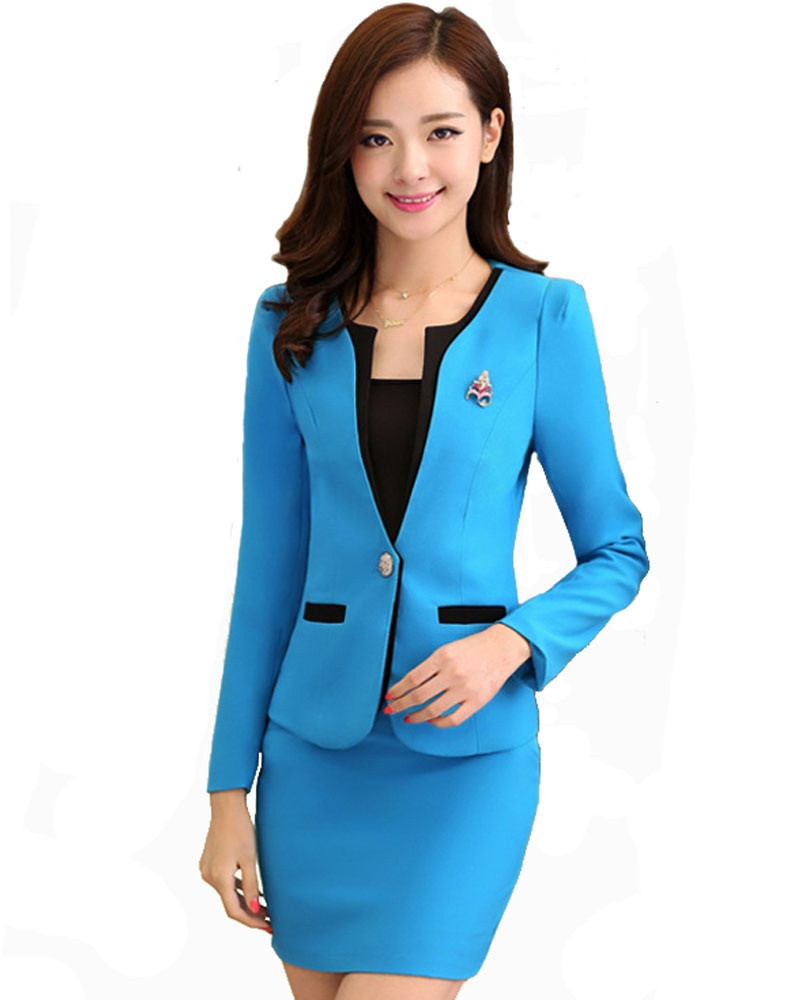 Women-Office-Uniform-Designs-Sets-Women-s-Wear-Suits-Beauty-Salon-Wholesale-Conjuntos-Femininos-Com-Saia