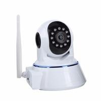 ESCAM QF007 1MP 720P WiFi IR Alarm Pan Tilt IP Camera Support 64G TF CARD Night