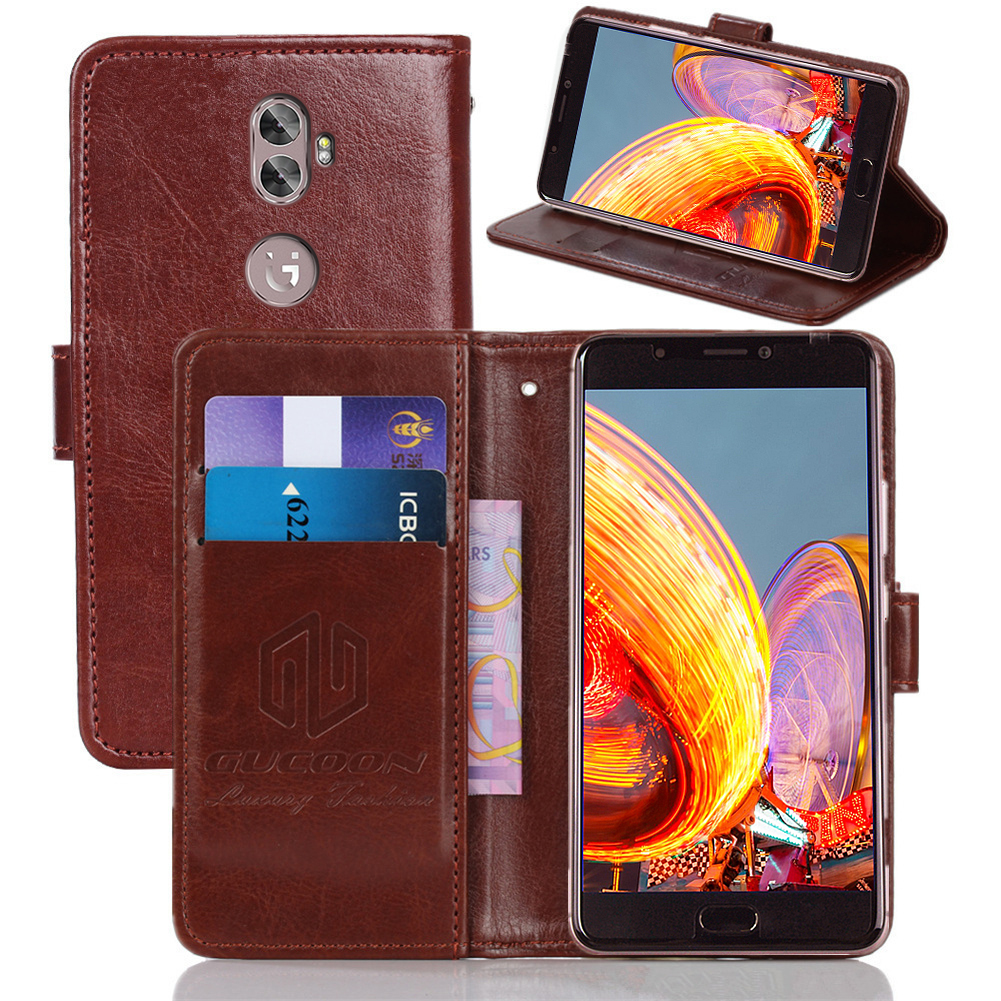 Classic Wallet Case For Gionee A1 Plus F205 Pro PU Leather Vintage Book Flip Cover Magnetic Fashion Phone Cases