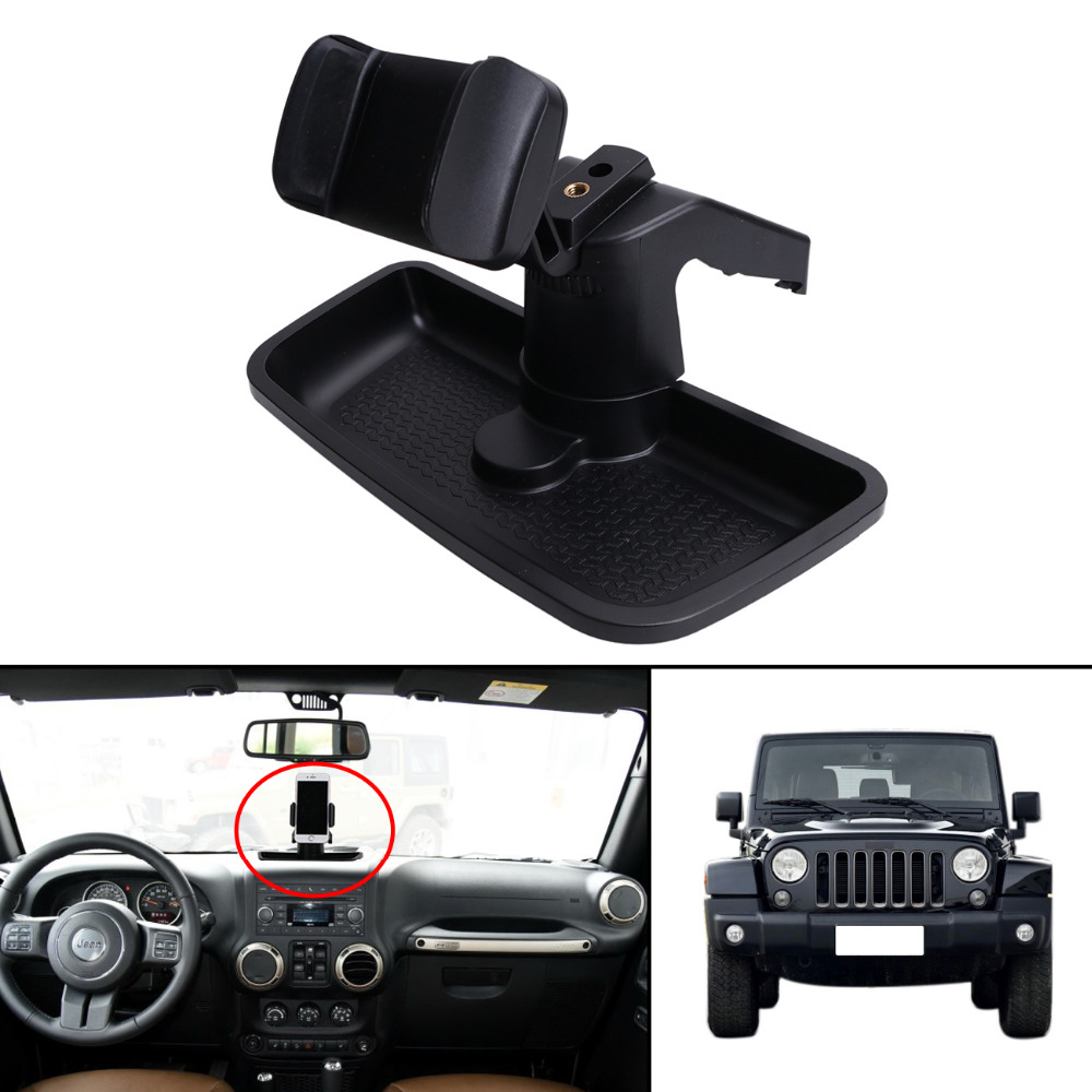 Hot Sell Accessory Dash Multi Mount Phone Holder For 2007 2010 Jeep Wrangler Jk Other Car Truck Interior Parts Auto Parts Accessories Nuntiusbrokers Com