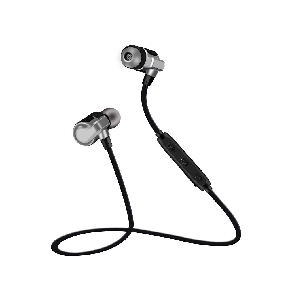 UP-LXA Magnetic Bluetooth Fone de Ouvido com Microfone fone de Ouvido Bluetooth Estéreo Esporte fone de ouvido sem fio para telefone iPhone xiaomi
