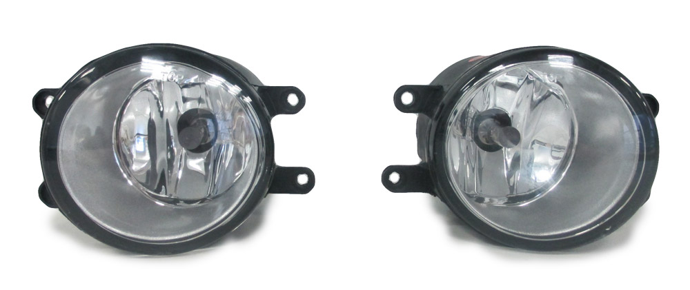 Fog lights for Toyota RAV4 2006 2007 2008 2009 1 set car accessories styling car lights decoration automotive lamp beautiful and pract fabric rear trunk security shield cargo cover black for toyota rav4 rav 4 2006 2007 2008 2009 2010 2011 20