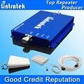 Lintratek HOT 3G Repetidor WCDMA 2100 Mhz Impulsionador Celular Repetidor Amplificador 3G UMTS Telefone Móvel Impulsionador Do Sinal Do Telefone Kit completo S30
