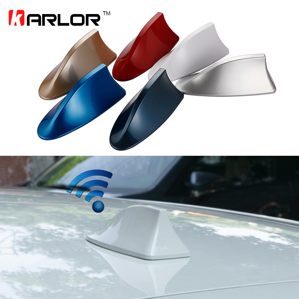 Auto Radio Shark fin antenan Car-styling for Volkswagen VW Polo Tiguan Golf 4 5 6 7 mk4 Passat b5 b6 b7 Touran Bora Accessories beler car grey interior dome reading light lamp itd 947 105 fit for vw golf jetta mk4 bora 1999 2004 passat b5 1998 2005