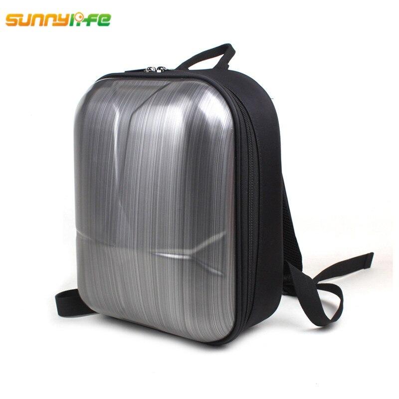 Sunnylife DJI MAVIC Pro Mini sac à bandoulière étanche sac à dos rigide coque rigide résistant à l'écrasement sac de transport grande capacité