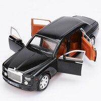 1 24 ROLLS ROYCE DIECAST CAR WITH OPENING DOORS PULL BACK MODEL TOYS ROLLS ROYCE PHANTOM