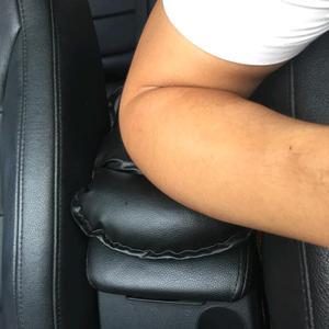 Универсальный чехол для автомобильных сидений, мягкая кожа, подлокотник для golf mk4 peugeot 2008 208 renault clio ford fiesta для citroen berlingo