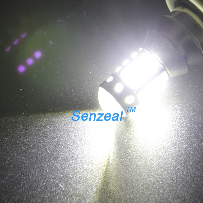 2pcs High Power T25 3157 CREE Chip XBD 80W LED Bulbs Turn Signal Brake Bulbs Brake-up Lamps Day Run White Fog Light